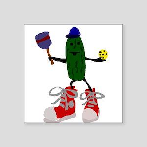 Pickleball Pickle Sticker