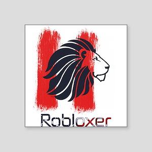 """Robloxer Square Sticker 3"""" x 3"""""""