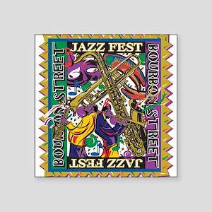 Jazz Fest Sticker