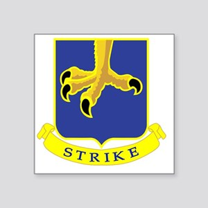 """502nd Parachute Infantry Re Square Sticker 3"""" x 3"""""""