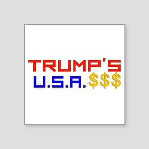 TRUMP'S U.S.A. Sticker