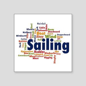 Sailing Sticker