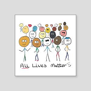 All Lives Matter 2 Sticker