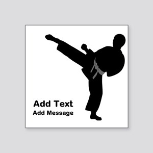 Martial Arts Sticker