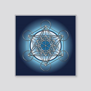 Metatrons Cube Sticker