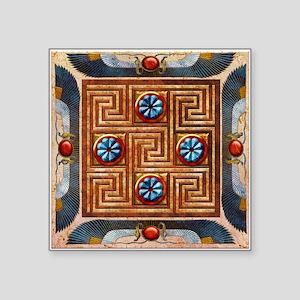 Harvest Moons Egyptian Tile Sticker