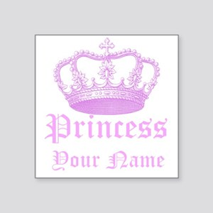 Custom Princess Sticker