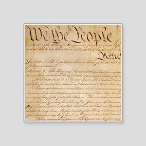 US CONSTITUTION Sticker