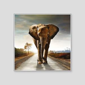 The Elephant Sticker