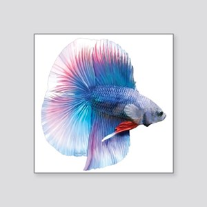 Double Tail Betta Sticker