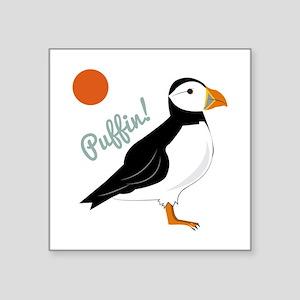 Puffin! Bird Sticker
