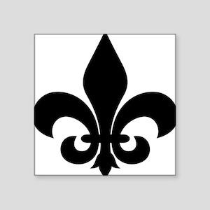 fleur-de-lis new size Sticker