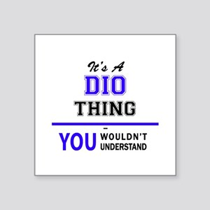 It's DIO thing, you wouldn't understand Sticker