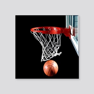 Basketball Point Sticker