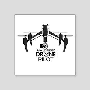 Faa Licensed Inspire Drone Pilot Sticker