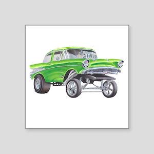 57 Green Gasser  Sticker