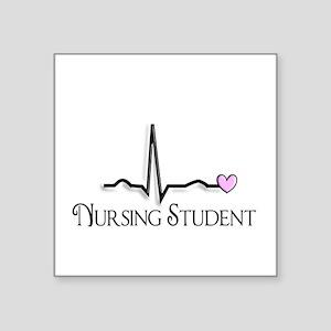 Nursing Student XXX Sticker