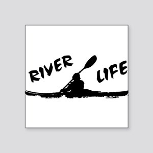 River Life Sticker