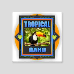 Oahu Sticker