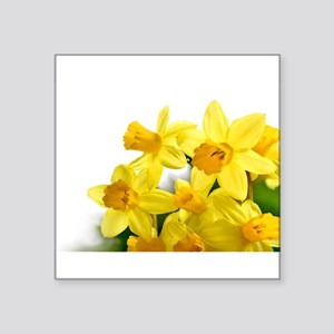 Daffodils Style Sticker