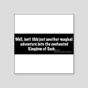 kingdomofsuckbumper Sticker