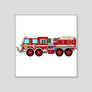 Fire Truck - Concept wild land fire truck. Sticker