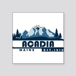 Acadia - Maine Sticker