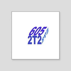 605/2t2 cube Sticker