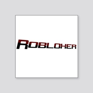 Robloxerloo Sticker