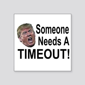 TIME-OUT! Sticker