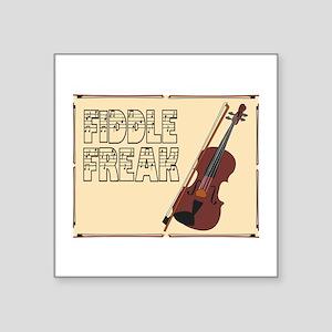Fiddle Freak Sticker