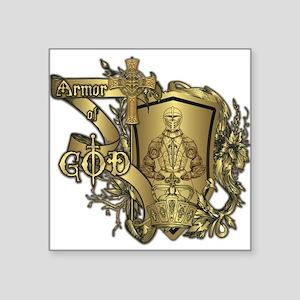 Armor of God Sticker