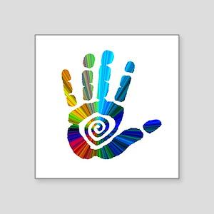 Massage Hand Sticker