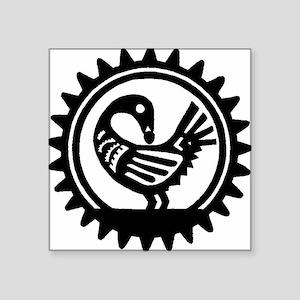Sankofa Bird Sticker