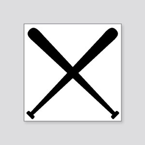 Baseball Bats Sticker