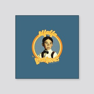 "The Little Rascals: Alfalfa Square Sticker 3"" x 3"""