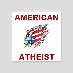 AMERICAN ATHEIST Sticker