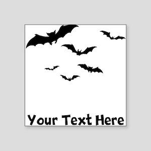 Bats Flying (Custom) Sticker