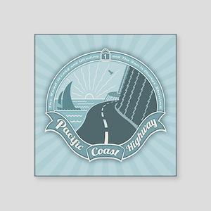 "PCH Always Shining Square Sticker 3"" x 3"""