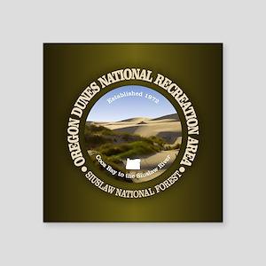 Oregon Dunes Sticker