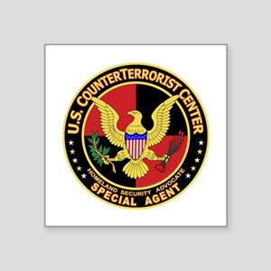 U.S. Counter Terrorist Center Oval Sticker