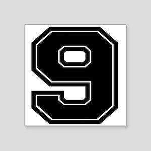 """9 Square Sticker 3"""" x 3"""""""