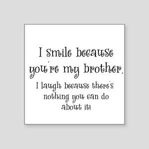 smilebrother Sticker