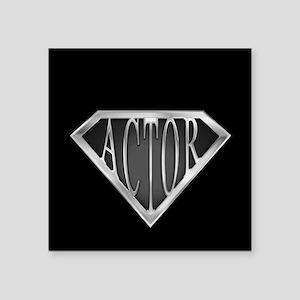 """spr_actor_cx Square Sticker 3"""" x 3"""""""
