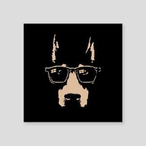 Dobe Glasses Sticker