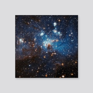 """LH95 Stellar Nursery Square Sticker 3"""" x 3"""""""