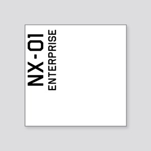 Enterprise NX-01 Sticker