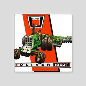 Oliver 1950-T Tractor Sticker