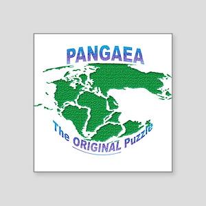 Pangaea: The original Puzzle Sticker