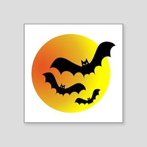 Bat Silhouettes Sticker